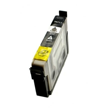 CARTUCCIA COMPATIBILE EPSON T0711 13ML NERO T071140 .