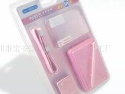 KIT 6 IN 1 PER NINTENDO DS TURCHESE