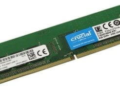 CRUCIAL RAM DDR4 8GB 2400MHZ PC4-19200 2400MHZ CT8G4DFS824A .