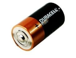 DURACELL PLUS POWER PILA TIPO C 1