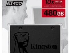 KINGSTON SOLID STATE DRIVE SSD 480GB A400 SATA-III SA400S37/480