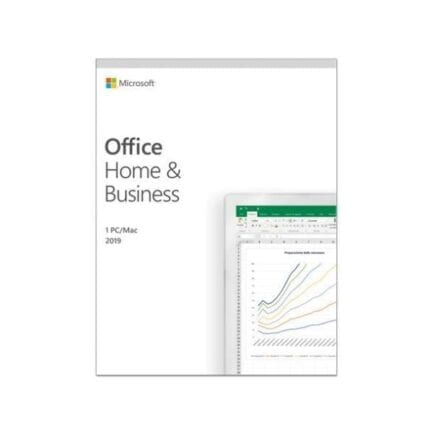 MICROSOFT OFFICE HOME & BUSINESS 2019 ITALIAN EUROZONE  T5D-0320.