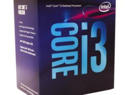 INTEL CPU QUAD-CORE I3-9100F 3
