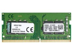KINGSTON RAM SO-DDR4 8GB PC4-19200 2400MHZ KVR24S17S8/8 .