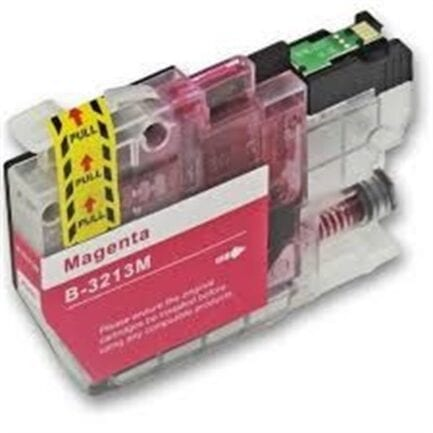 CARTUCCIA COMPATIBILE BROTHER LC-3213XL MAGENTA