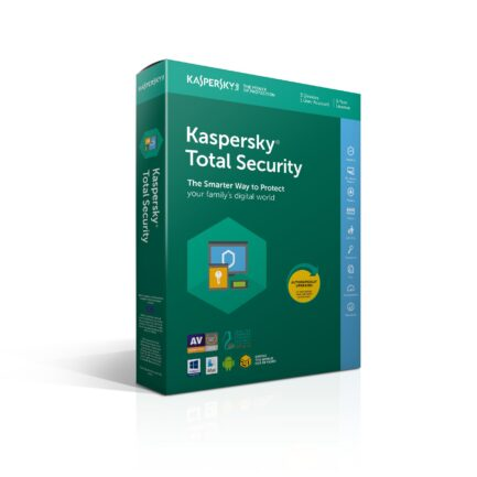 KASPERSKY TOTAL SECURITY 2019 BOX KL1949T5CFS-9SL 3 PC 1 UTENTE