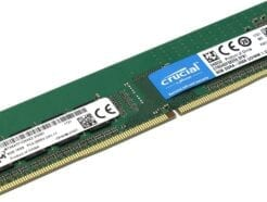 CRUCIAL RAM DDR4 4GB 2666MHZ PC4-21300 CT4G4DFS8266 .