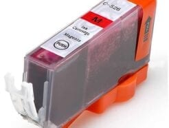 CARTUCCIA COMPATIBILE CANON CLI-526M 9ML MAGENTA 4542B001
