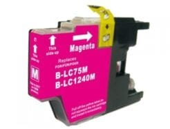 CARTUCCIA COMPATIBILE BROTHER MAGENTA LC-1240M