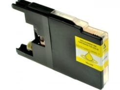 CARTUCCIA COMPATIBILE BROTHER GIALLO LC-1240Y