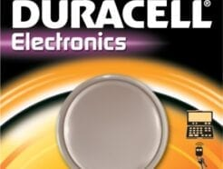 DURACELL BATTERIA A LITIO 3V 22 mm x 3 mm DL1620