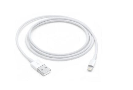 APPLE CAVO ORIGINALE IPHONE 5 LIGHTNING 1M MD818ZM/A