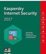 KASPERSKY LAB ANTIVIRUS VERSIONE INTERNET SECURITY RINNOVO 2017 1PC 1 UTENTE