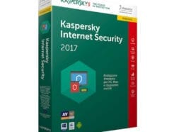 KASPERSKY LAB ANTIVIRUS VERSIONE INTERNET SECURITY RINNOVO 2017 3PC 1 UTENTE