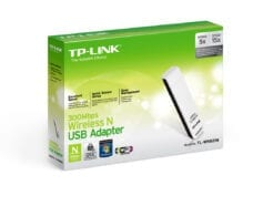 TP-LINK SCHEDA DI RETE USB 300M WIRELESS TL-WN821N