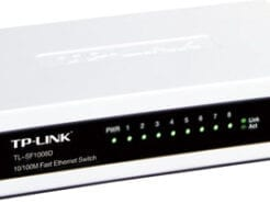 TP-LINK SWITCH DI RETE 8 PORTE TL-SF1008D