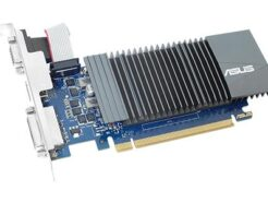 ASUS SCHEDA VIDEO NVIDIA GEFORCE GT710 1GB GDDR5 DVI-D/VGA/HDMI GT710-SL-1GD5-BRK