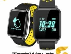TECHMADE SMARTWATCH TECH YELLOW WATCHS1-YE