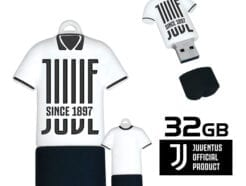 TECHMADE PENDRIVE 32GB UFFICIALE JUVENTUS TM-USBJUV2-32GB