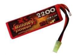 BILLOWY POWER BATTERIA LIPO 7
