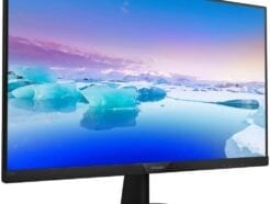 "PHILIPS MONITOR LCD LED 27"" FULL HD VGA/DVI-D/HDMI MM 273V7QDAB/00 ."