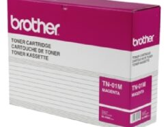 BROTHER TONER ORIGINALE PER HL 2400C MAGENTA 6.000 PAG 5%  TN-01M