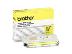 BROTHER TONER ORIGINALE PER HL- 2600CN  GIALLO 7.200 PAG 5%  TN-03Y