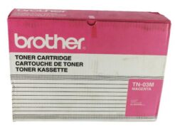 BROTHER TONER ORIGINALE PER HL- 2600CN  MAGENTA 7.200 PAG 5%  TN-03M