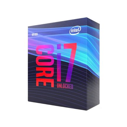 INTEL CPU 8-CORE I7-9700K 3