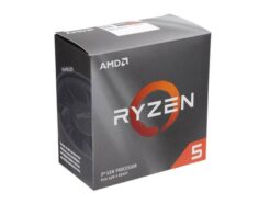 AMD PROCESSORE CPU SIX-CORE RYZEN 5 3600 3