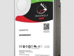 "SEAGATE HARD DISK 3.5"" 8TB 7200RPM 256MB IRONWOLF PRO  ST8000NE0021"