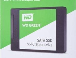 WESTERN DIGITAL WD GREEN 3D SSD 480GB SATA3  2