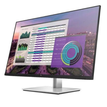"HP MONITOR LED IPS 27"" FULL HD CON MICROFONO E WEBCAM INCORPORATO 1FH51AT"
