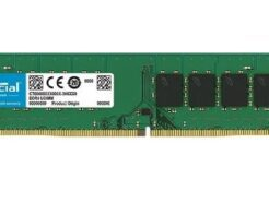 CRUCIAL RAM DDR4 16GB 2666MHZ PC4-21300 CT16G4DFD8266