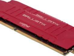 CRUCIAL RAM BALLISTIX SPORT DDR4 16GB KIT (2*8GB) 3000MHZ PC4-2400 RED BL2K8G30C15U4R .
