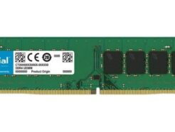 CRUCIAL RAM DDR4 32GB 2666MHZ PC4-21300 CT32G4DFD8266
