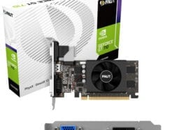 PALIT SCHEDA VIDEO VGA NVIDIA GEFORCE GT710 1GB GDDR5 DVI-D/VGA/HDMI NE5T7100HD06-2081F