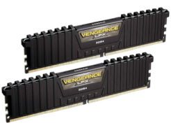 CORSAIR KIT RAM VENGEANCE DDR4 32GB (2*16GB) 3200MHZ PC4-25600  CMK32GX4M2B3200C16 .