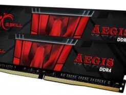 GSKILL RAM DDR4 32GB KIT (2*16GB) 3200MHz  PC4-25600 F4-3200C16D-32GIS .