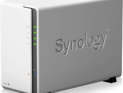 SYNOLOGY NETWORK ATTACHED STORAGE NAS DI RETE 2X SLOT BAY DS220j