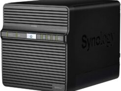 SYNOLOGY NETWORK ATTACHED STORAGE NAS DI RETE 4X SLOT BAY DS420j