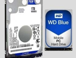 WESTERN DIGITAL HARD DISK 2