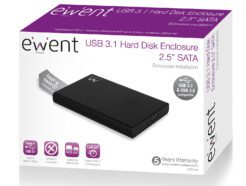 EWENT BOX PER HDD/SSD 2