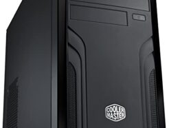 COOLER MASTER CASE CM FORCE 500  BLACK NO ALIM. FOR-500-KKN1