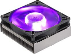 COOLER MASTER DISSIPATORE CPU INTEL/AMD MASTERAIR G200P LOW-PROFILE MAP-G2PN-126PC-R1