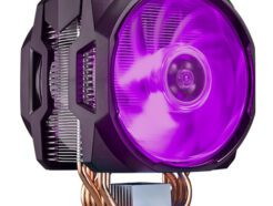 COOLER MASTER DISSIPATORE CPU INTEL/AMD MASTERAIR MA610P WITH RGB CONTROLLER MAP-T6PN-218PC-R1