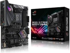 ASUS SCHEDA MADRE ROG STRIX B450-F GAMING 4X DDR4 HDMI/DISPLAY-PORT SOCKET AM4