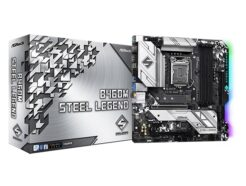 ASROCK SCHEDA MADRE B460M STEEL LEGEND 4X DDR4 HDMI/DISPLAY-PORT SK 1200 .