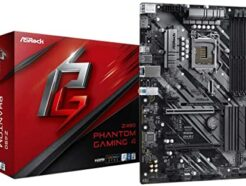ASROCK SCHEDA MADRE Z490 PHANTOM GAMING 4 4X DDR4 HDMI SOCKET 1200 .