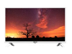 "AKAI TV LED 32"" HD READY DVB-T2 BIANCO  AKTV3214J ."